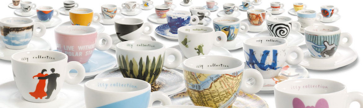 illy Art Collection New releases